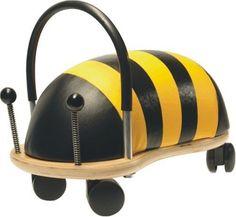 Wheelybug Bee Ride-on (Small): Hippychick: Amazon.co.uk: Baby