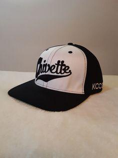 b96bd3c8cfca8 (ebay link) Chive Chivette KCCO Black White Woman s Ladies Snapback Hat--  EUC!!  fashion  clothing  shoes  accessories  mensaccessories  hats