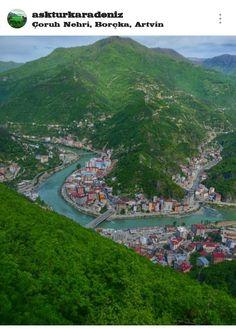 Artvin TURKEY - Urlaub Tipps - Travel tips - Travel tour - travel ideas Antalya, Places To Travel, Places To See, Places Around The World, Around The Worlds, Visit Turkey, Turkey Photos, Holiday Resort, The Beautiful Country