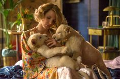 Two-time Academy Award nominee Jessica Chastain stars in The Zookeeper's Wife in the title role of Antonina Żabińska, a real-life working wife and mother who became a hero to hundreds during WWII.