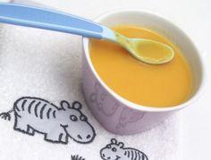 Babynahrung: Kürbiscremesuppe