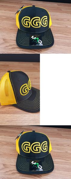 Headbands and Hats 179769  Ggg Canelo Alvarez Golovkin Boxing Hat Boxer  Champion Snapback Cap Hat Sports -  BUY IT NOW ONLY   26 on  eBay   headbands  canelo ... 0ab4c2ef9ba4