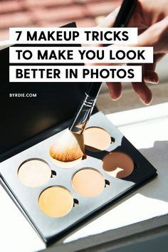 How to look better in photos