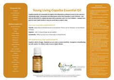 Young Living Copaiba Essential Oil