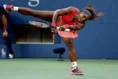 Serena Williams - 2013 U.S. Open - Day 14
