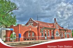 Norman Train Station | City of Norman, Oklahoma