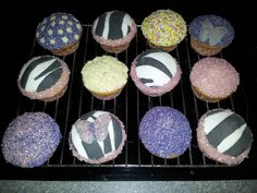Cupcakea for little Sis Birthday