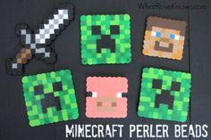minecraftperlerbeads1