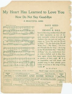 One of hundreds of thousands of free digital items from The New York Public Library. Music Paper, Learning To Love Yourself, Beautiful Songs, New York Public Library, My Heart, Author, Sayings, My Love, Digital