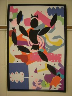 New take on Matisse Collages