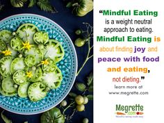 Learn more about mindful eating buy the Core Concepts of Mindful Eating: Professional Edition