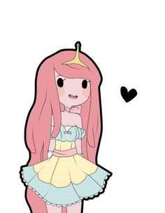 kawaii Princess Bubblegum!