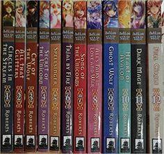 Avalon: Web of Magic Series 1-12 (Complete Set): Rachel Roberts: Amazon.com: Books