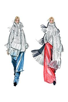 New York Fall 2015 Designer Inspirations: Part One - Slideshow