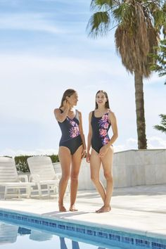 Beautiful new swimwear from Zoggs, made from plastic waste!