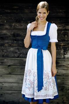 A dirndl for everyday use, I love it.