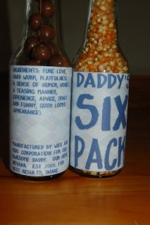 Daddy's Six Pack - While He Was Napping