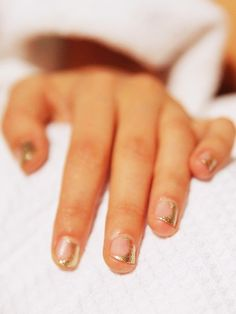 9 Negative Space Manicures That Are Surprisingly Sophisticated byrdie.com