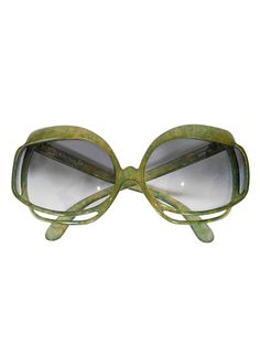 DRAGONFLY DECORATION SUNGLASSES OVERSIZE Front Retro Design Women/'s Sunnies New