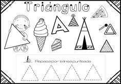 Compañeros y amigos docentes les compartimos estas Estupendas fichas de trabajo de figuras geométricas, agradecemos a Interactivos para la Clase