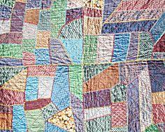 mens neck tie quilt