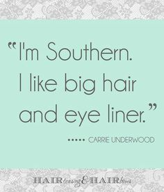 Why I always have big hair... It goes back a few generations. ;)