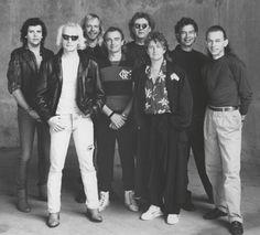 Yes 1991 Trevor Rabin, Tony Kaye, Rick Wakeman, Alan White, Chris Squire, Jon Anderson, Bill Bruford, Steve Howe