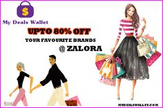 ‪#‎Zalora‬ Outlet Sale - Save Up To 80% Off On Your Favourite Brands. #Women #Men. Enjoy the shopping. For More Visit http://www.mydealswallet.com/store/zalora-coupon-codes.html