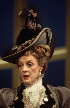 People - Maggie Smith