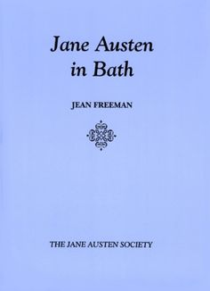Jane Austen Society UK : Publications book covers