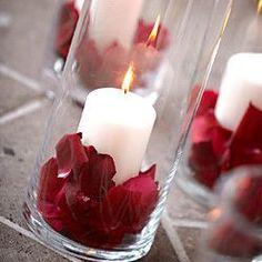 decoraçao casamento customizado | Use também em aparadores ou mesas laterais. A única regra é que ...