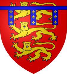 Escudo de don Juan de Gante Juan de Gante nació en la abadía de San Bavón, en la localidad de Gante, Bélgica (de donde le viene el sobrenombre), el día 24 de junio de 1340, siendo hijo del rey Eduardo III de Inglaterra y de Felipa de Henao.