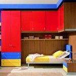 Dormitorios infantiles | Coloridos
