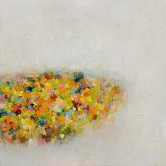 "Saatchi Online Artist: Yangyang pan; Oil, Painting ""Abstract Landscape 8"" #art"
