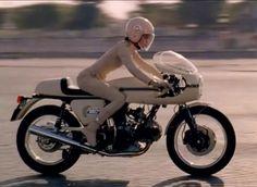 Keira Knightly, Ducati 750 SS, Paris 2011 (Chanel)...