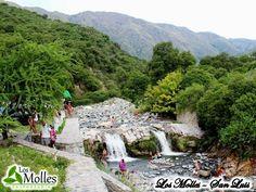Los Molles. San Luis. Cuyo. Argentina