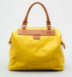 Christopher Kon bag - Longchamps styling without the price.