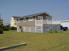 Cottage vacation rental in Rodanthe from VRBO.com! #vacation #rental #travel #vrbo