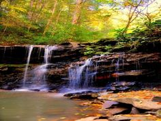 Twin Falls State Park.  WV.   I Love, Love, Love this place. Very close to home and I worked here for 5 years.