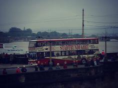 Germany :D #Germany #Dresden #Drezno #Niemcy #float #bus #bridge