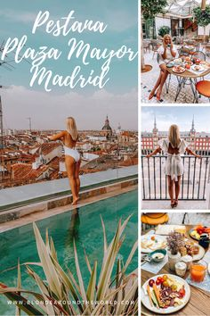 Touched down in Madrid for the fourth time two weeks ago, but this was by far the best visit I had in the city. Well, Pestana Plaza Mayor Madrid made sure of that with the most amazing view of… Best Hotels In Madrid, Cave Pool, Rooftop Pool, Roof Top, In The Heart, Hotel Reviews, Nice View, Cool Designs, Spa