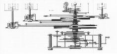 mechanical solar orrery
