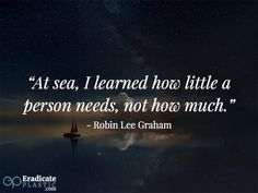 People love the ocean for different reasons. We have compiled 25 inspiring quotes about the ocean and the effect it has on people. Quotes About The Ocean, Ocean Quotes, Scrapbook Quotes, Character Education, Inspiring Quotes, Truths, Feather, Plastic, Thoughts