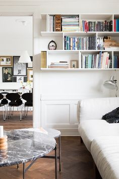 apartment in malmo Living Room Decor, Living Spaces, Living Rooms, Bedroom Decor, Design Case, Interiores Design, Home And Living, Decoration, Interior Inspiration