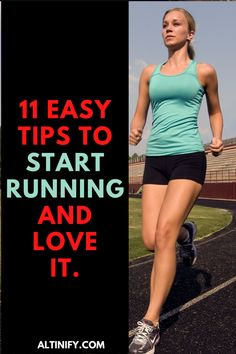 11 Easy Tips to Start Running When you are out of Shape! : Tag a friend like save? Beginners Guide To Running, Running Tips, How To Start Running, How To Run Faster, Out Of Shape, Get In Shape, Treadmill Workout Beginner, Runners Motivation, Running Routine