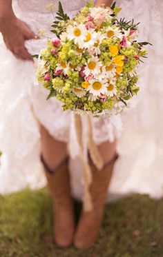 beautiful hand picked bouquets