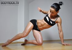 You Push Me Workout: 15 minutes, 5 exercises, circuits