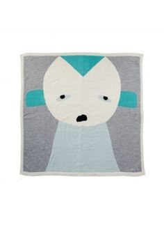 Peppe has his own blanket now. Lucky Boy Sunday is a brand of modern luxury knitted art toys and soft furnishings for the home, inspired by an artistic take on the world of children. Hand Knit Blanket, Knitted Blankets, Color Test, Knit Art, Creative Textiles, Home Decor Online, Baby Alpaca, Alpaca Wool, Kids Store