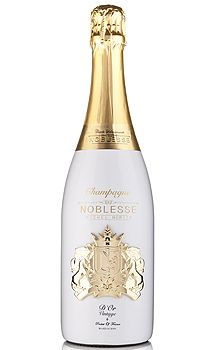 Noblesse D'Or Vintage 2006 Champagne, $289.00 #champagne #gifts #1877spirits