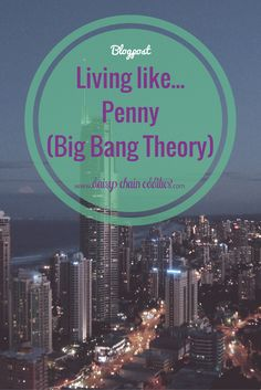"""The first installment of the Series """"Living like."""" is all about the Apartment of Penny Big Bang Theory and how to recreate it. Living Room Decor Colors, Colourful Living Room, Living Room Designs, Daisy Chain, Big Bang Theory, Bigbang, Nerdy, Budgeting, Blogging"""